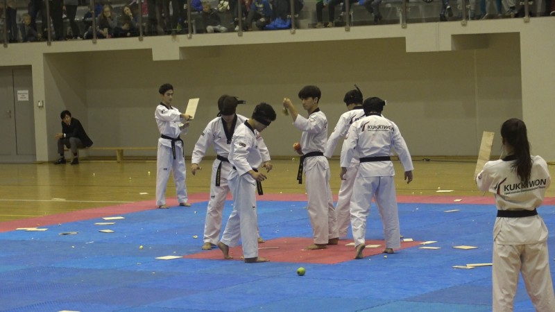 KUKKIWON DEMO TEAM W ZALASEWIE